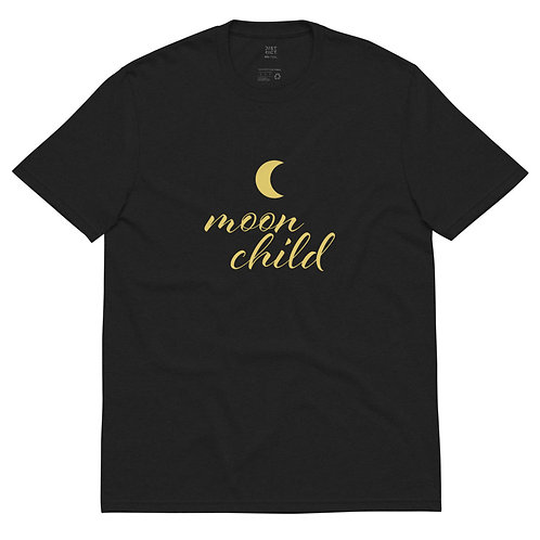 Moon Child Recycled Tee