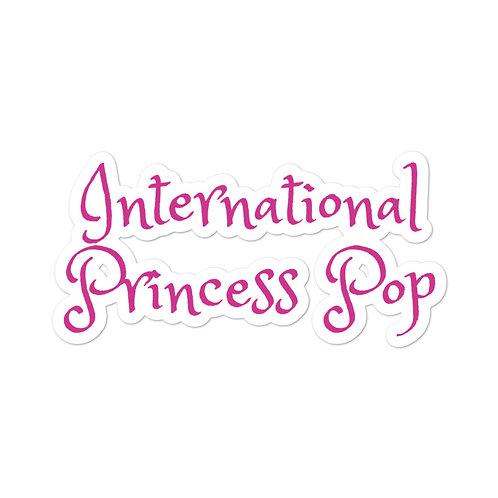 International Princess Pop