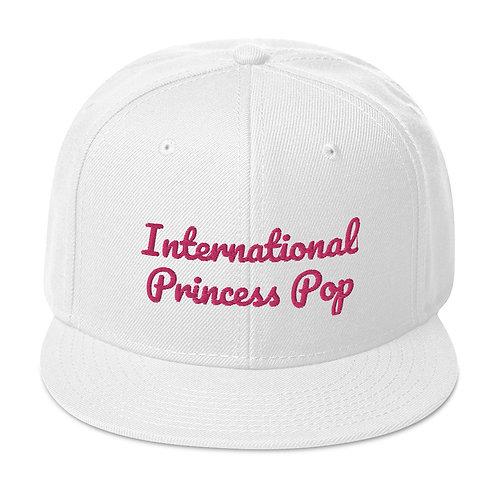 International Princess Pop Snapback Hat