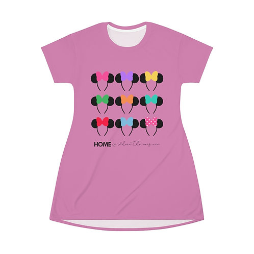 Minnie T-Shirt Dress