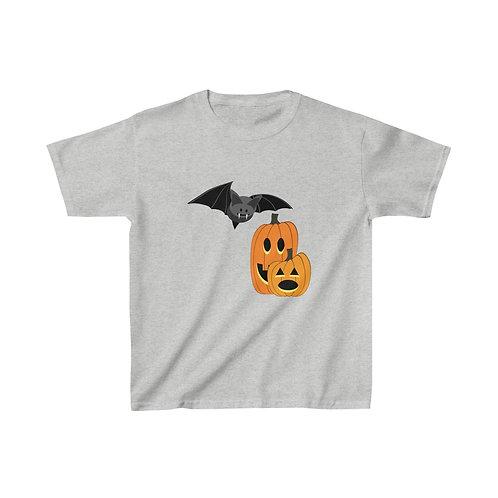 "Halloween Michigan ""Map"" Kids Heavy Cotton™ Tee"