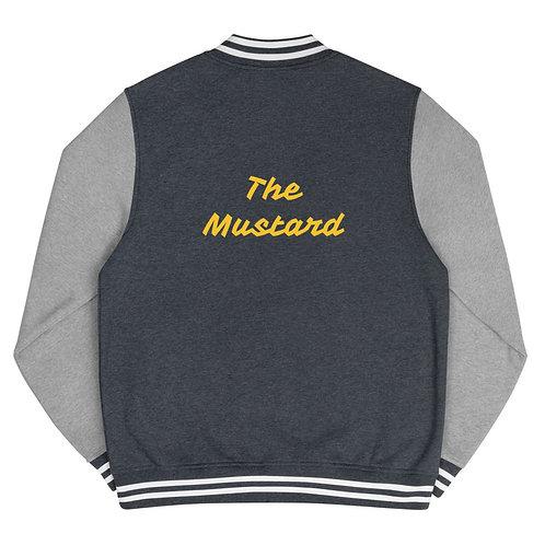 The Mustard Men's Letterman Jacket