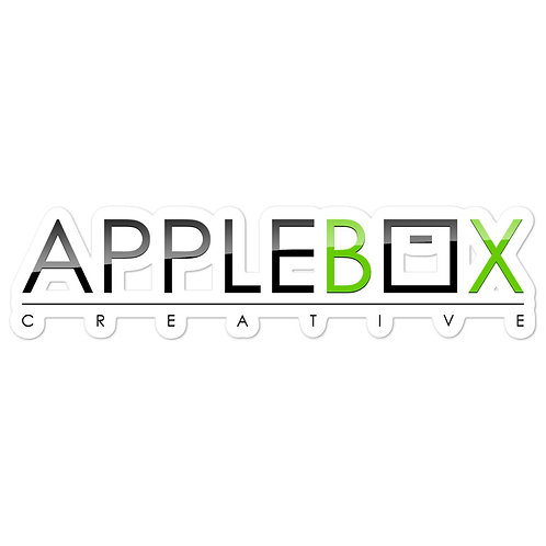 Applebox Creative Logo Stickers