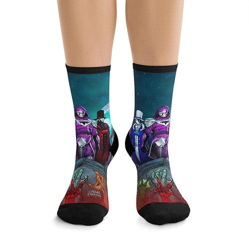 GOOD&EVILLE Tribute Socks