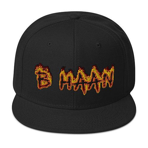 B HAAN Snapback Hat