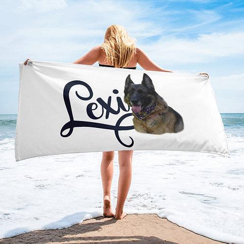 Lexi Towel