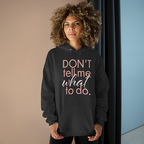 I love you, but DON'T EcoSmart® Pullover Hoodie Sweatshirt