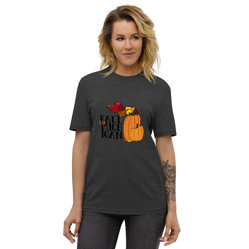 Fall for Michigan Recycled Tee