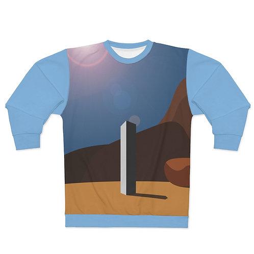 Utah Monolith Crewneck Sweatshirt