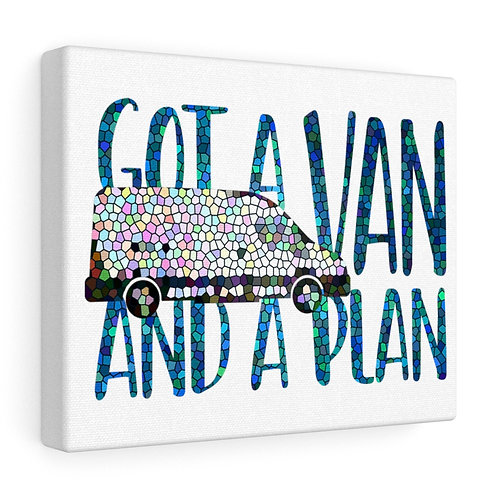 Got a VAN and a PLAN Canvas