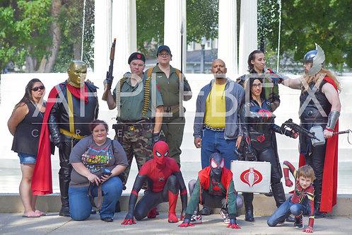 Digital Download - Superheroes