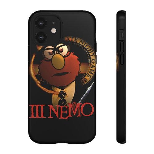 III NEMO iPhone Tough Cases