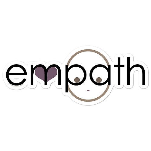 Empath Stickers