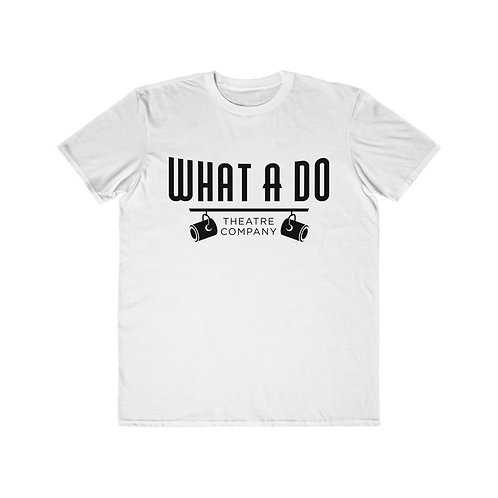What A Do Logo Lightweight Fashion Tee
