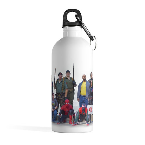 Super Group Stainless Steel Water Bottle