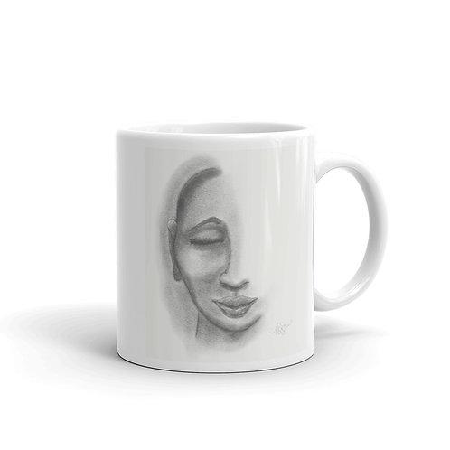 """""""Open your mind."""" Mug"""