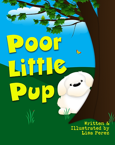 Poor Little Pup cover