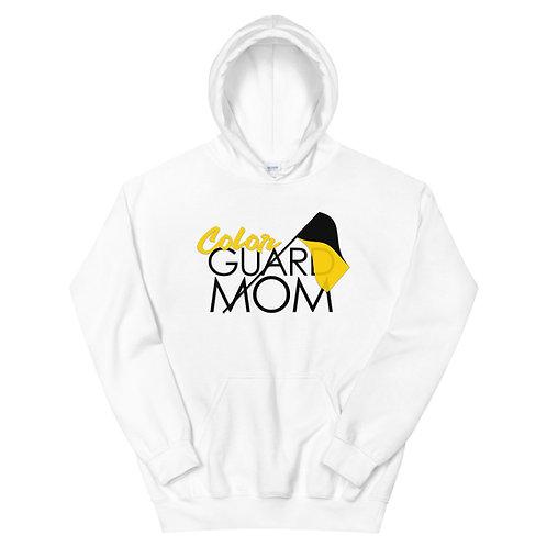 """Color Guard Mom"" Hoodie"