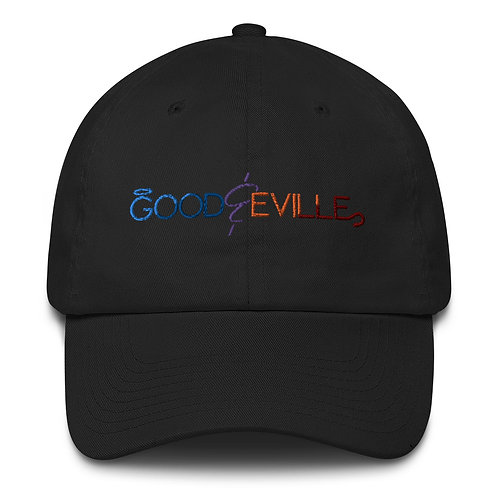 GOOD&EVILLE Embroidered Cap