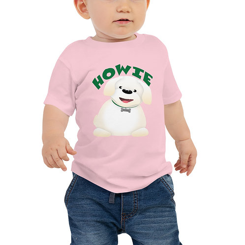 HOWIE Baby Jersey Short Sleeve Tee