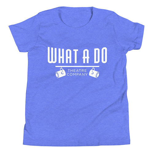 What A Do Logo Youth Tee