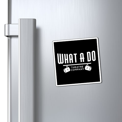 What A Do Logo Magnets
