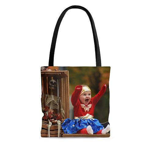 Mia 2-sided Tote Bag