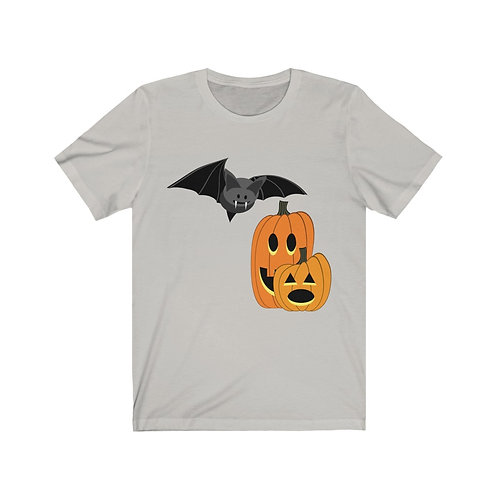 "Halloween Michigan ""Map"" Unisex Tee"