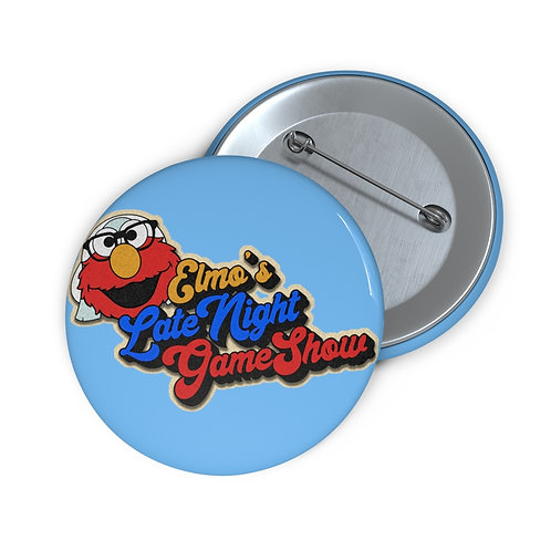 Elmo's Late Night Game Show Pin