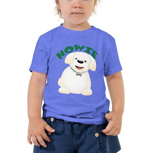 HOWIE Toddler Short Sleeve Tee