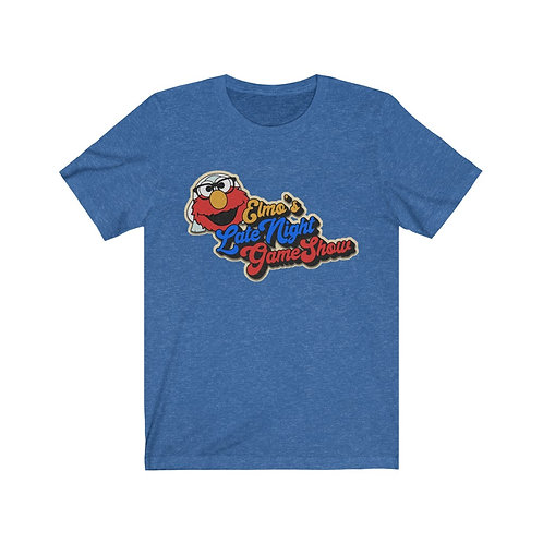 Elmo's Late Night Game Show Tee - Clubhouse Exclusive