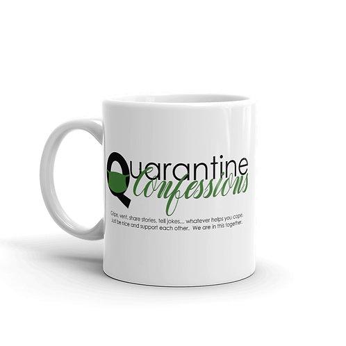 Quarantine Confessions Group Official Mug