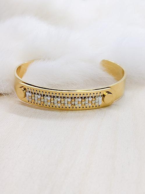 Custom Gold Plated Cuff