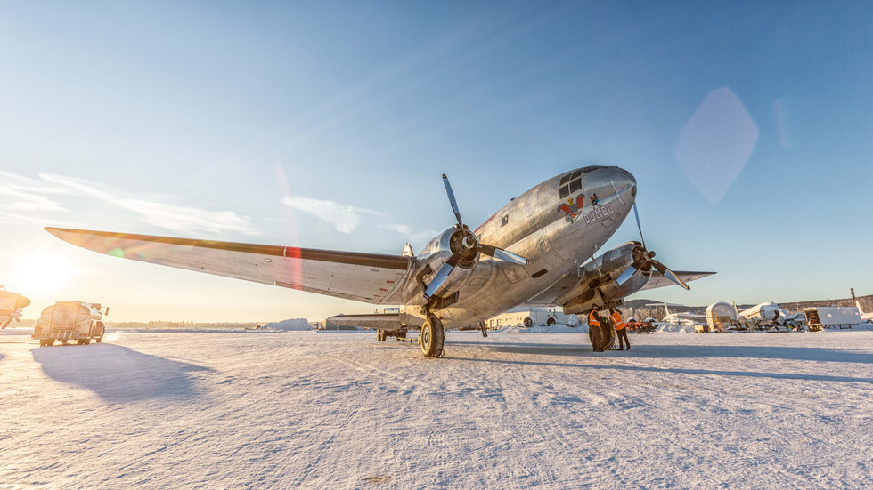 Everts Curtiss C46 'Made In Japan'