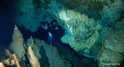 Cave Diving at Cenote Tajma Ha