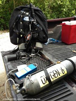 Advanced Nitrox Diver TDI