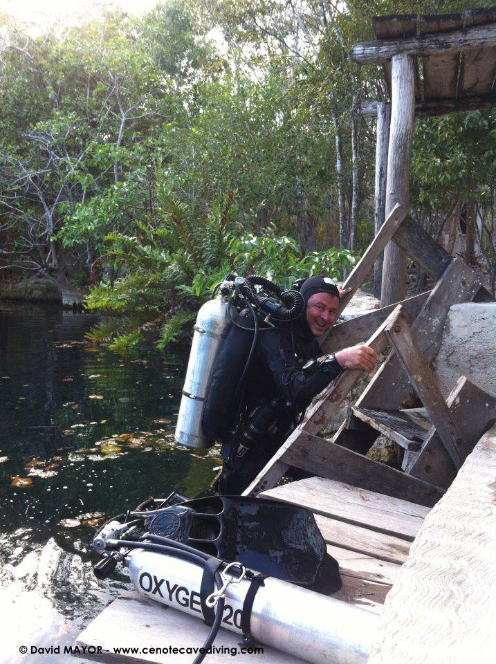 Rebreather Diver