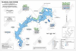 TAJ MAHAL - Section Cenote Taj Mahal Dow