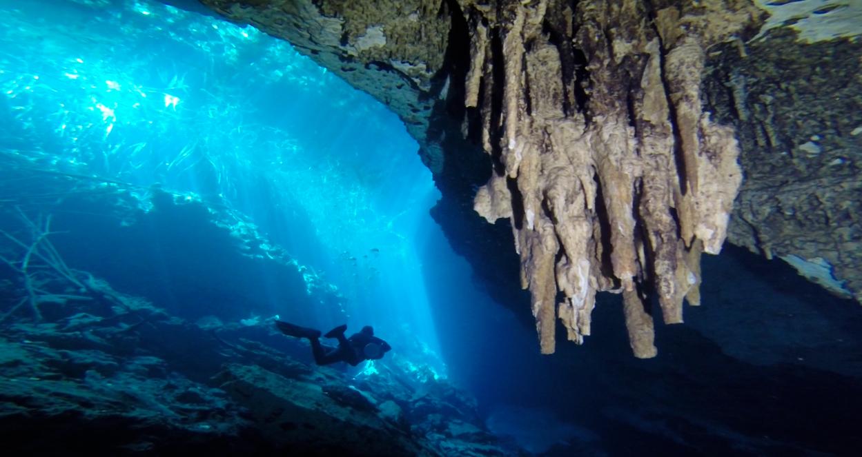 Cenote Coral