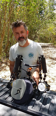 David Mayor, Cenote Cave Diving owner