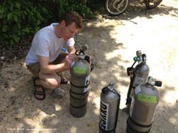 Advanced Trimix Diver preparation