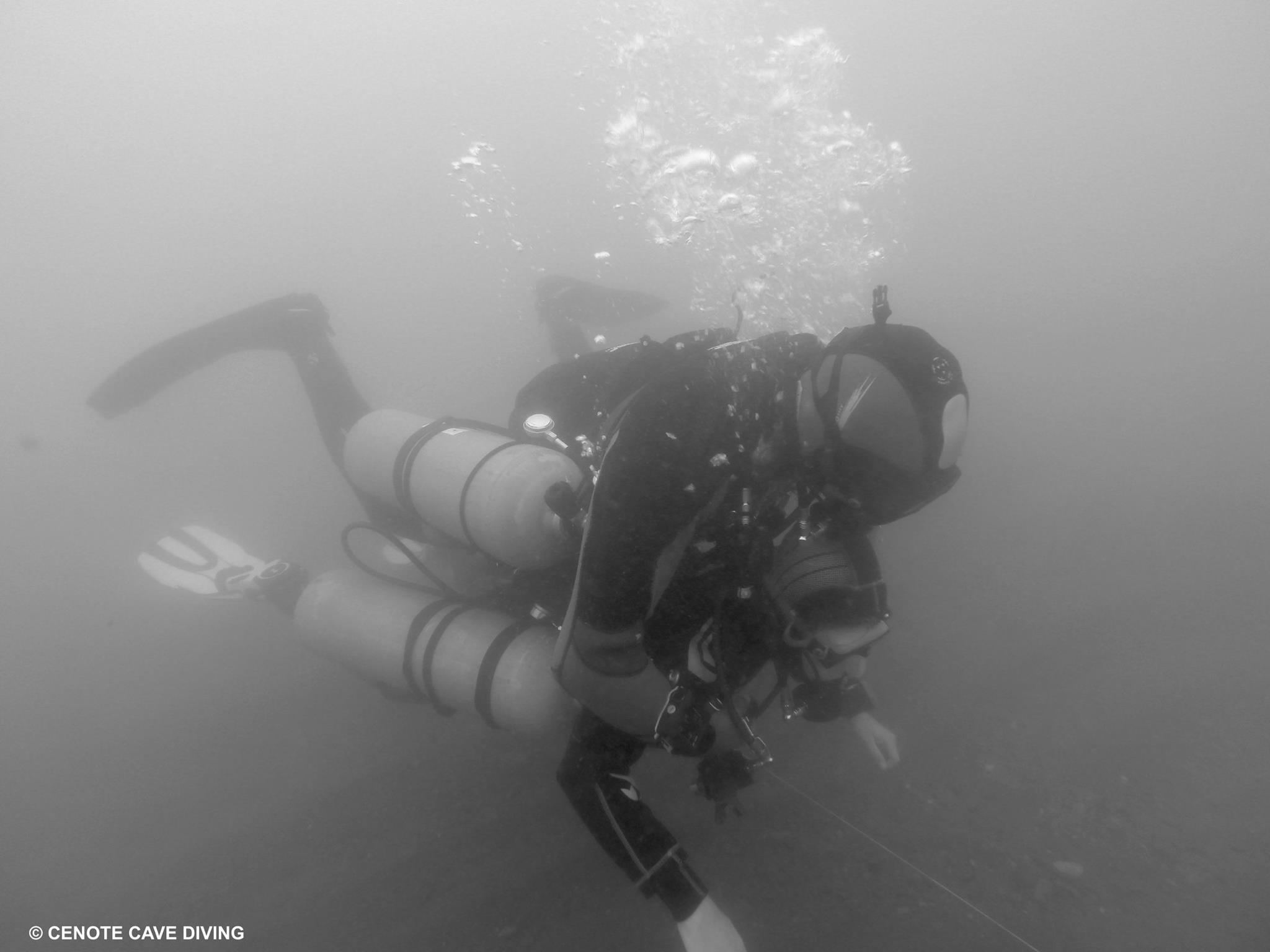 Rescue diver Sidemount TDI course