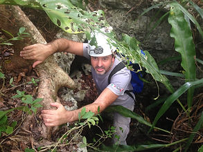 David Mayor cave diver explorer