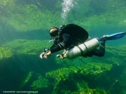 Trimix Diver TDI