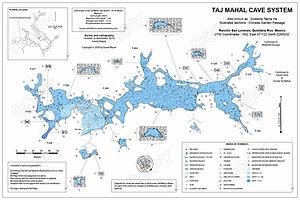TAJ MAHAL - Section Chinese Garden - JPG