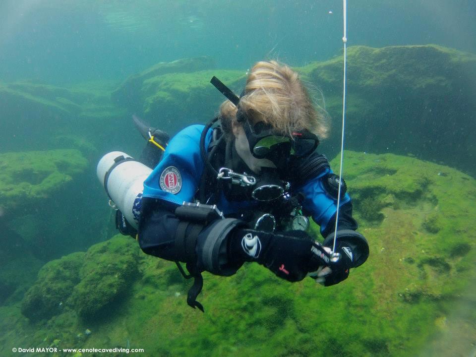 SMB skill in Sidemount Z TRIM UTD