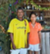 tawan bar and bungalows, koh phra thong, thailand, tourism, resort