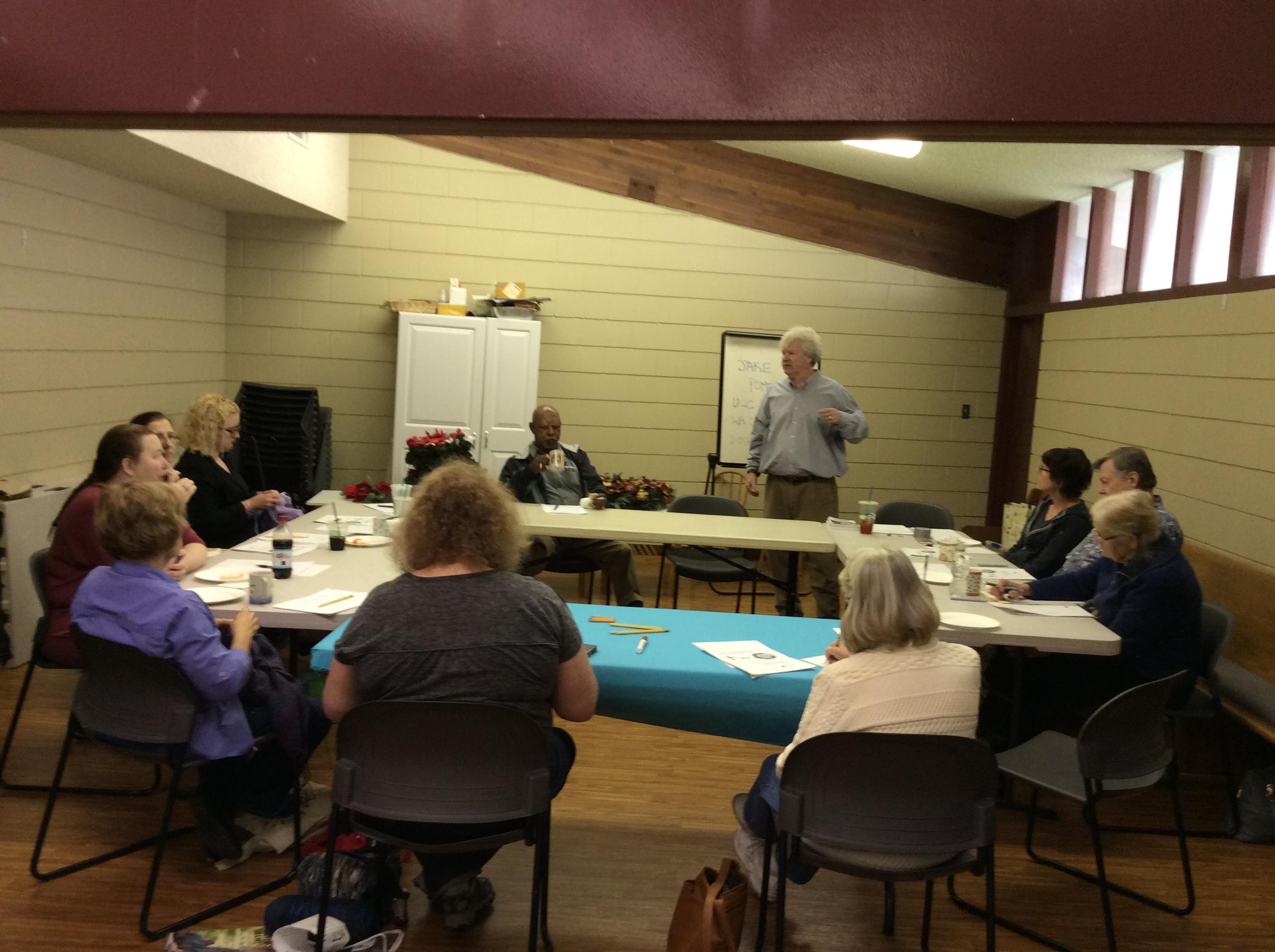 stewardship seminar 2017