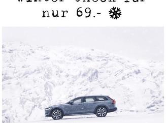 Der Winter kommt - Vereinbaren Sie jetzt einen Termin für den Winter-Check bei der Auto Lemp AG