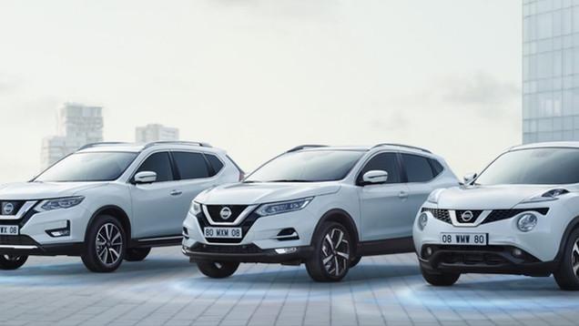 Nissan Modellübersicht